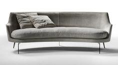 Cuscio couch, Flexform