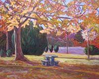 Polly Jackson - Altura Park, November Afternoon