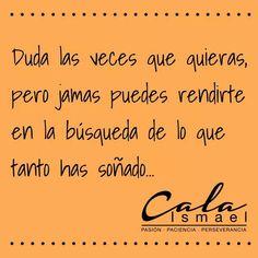#Ismael #Cala