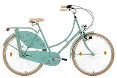KS Cycling Damen Fahrrad Hollandrad Tussaud 3Gang Sport & Freizeit, Sport, Radsport, Fahrräder, Cityräder Dutch Bicycle, Cycling, Classic, Pinterest Blog, Bicycles, Products, Dutch Bike, Leadership Games, Mint