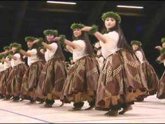"""Halau Hula Olana - Merrie Monarch 2012 -- """"Maika'i Ka 'Oiwi O Ka'ala""""-- beautiful dancing!"""