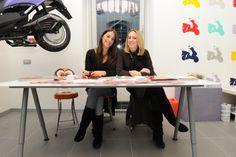 Inaugurazione nuovo negozio Motorini Zanini