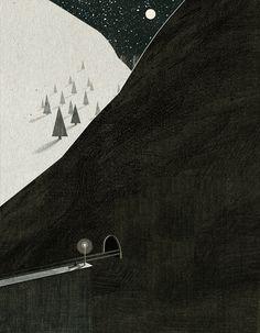 inu no mimi - lesstalkmoreillustration: Nancy Liang @nankliang