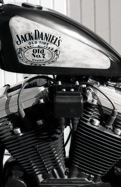 "big-dewlittle: "" Harley de mon pote 01 by G. B.-H. on Flickr. """