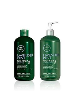 Tea Tree Lavender Mint Shampoo & Conditioner | Paul Mitchell