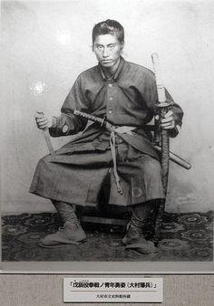 渋沢喜作(成一郎)Shibusawa Seiichiro.