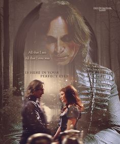 Rumple and Belle - Once Upon a Time