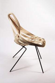 Saji Chair - Laura Kishimoto Design.