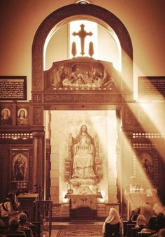 Old Time Religion, Vsco Pictures, Church Architecture, Orthodox Christianity, Religious Art, Egypt, Spirituality, Cathedrals, Temples