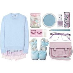 Vêtements et Chaussures + Kawaii Makeup