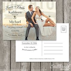 Instant Download Save The Date Template For Photographers And