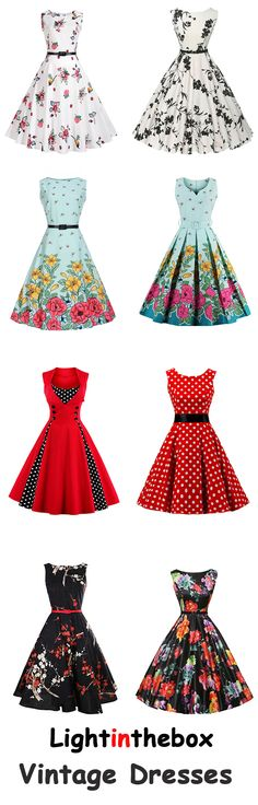 LIghtinthebox Vintage Dresses Start At $7.99