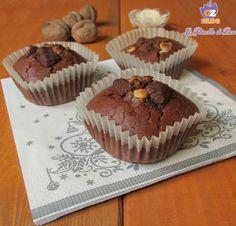 Tortino al cioccolato al sapore di castagna