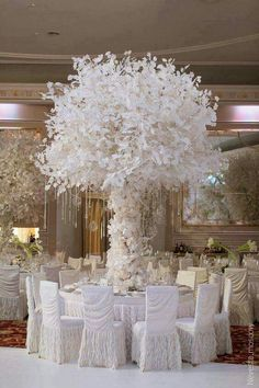 Top 10 Luxury Wedding Venues to Hold a 5 Star Wedding - Love It All Tall Wedding Centerpieces, Winter Wedding Decorations, Floral Centerpieces, Wedding Themes, Table Decorations, Ceremony Decorations, Wedding Banners, Winter Centerpieces, Floral Arrangements