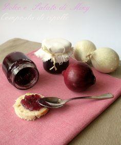Composta di cipolle | Dolce e Salato di Miky