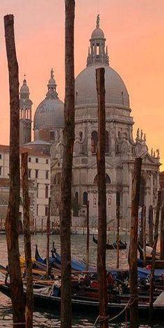 Basilica dell Salute, Venice