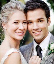 london-nathan-kress-wedding-picture