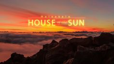 House of the Sun - mount Haleakala is a must. You can also take a bike tour down the mountain from a bike place in Lahaina and go through some clouds as you bike down