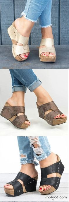 5d81c501156  Spring  Flat Shoes Outstanding Shoes Fashion Wedge Shoes