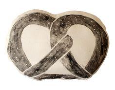 Pretzel Shape Cushion Pillow