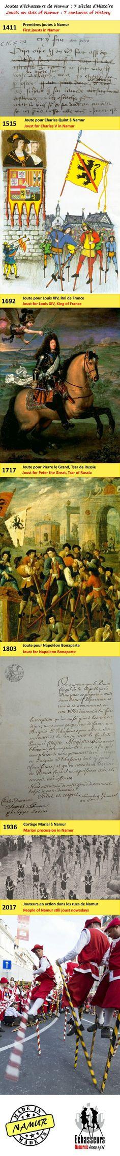 Les échasseurs namurois, combat d'échassiers Old Things, World, Photos, Folklore, Belgium, Pictures, The World, Earth