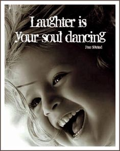 Yoga Quotes : Laughter is your Soul dancing Positive Quotes, Motivational Quotes, Inspirational Quotes, Yoga Quotes, Wisdom Quotes, Quotes To Live By, Cute Quotes, Funny Quotes, Happy Quotes