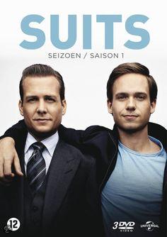 Suits - Seizoen 1
