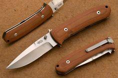 custom knives | Bob Dozier (Dozier Knives) Custom Knives - Folder, Custom knife, DK-3 ...