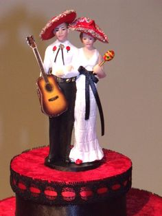 mexican themed wedding cake toppers 1000 images about wedding cake toppers on 17284