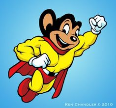 Super Ratn Sper Ratn es un personaje de dibujos animados creado