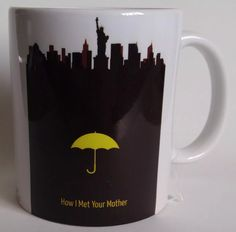 caneca how i met your mother - mod . 10