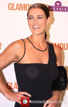 Kirsty Gallacher The Glamour Awards 2009 held at Berkeley Square Gardens - Pictures) Kirsty Gallacher, Female News Anchors, Tv Presenters, Natural Women, Celebs, Celebrities, Amazing Women, Camisole Top, Glamour