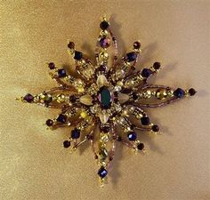 Beaded Guiding Star Christmas Ornament - Beading Daily