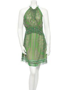 Derek Lam Silk Dress