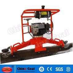 chinacoal03 FMG-4.4 High Quality Gasoline Steel Track Rail Surface Grinding Machine FMG-4.4 internal combustion rails grinding machine is a special tool for polishing welded joint, surface damage and side trimming of the rails.