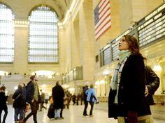 Cena de I Love Paraisópolis na Grand Central Station, Nova York, Estados Unidos - Crédito: Zé Paulo Cardeal/ Globo http://gshow.globo.com/
