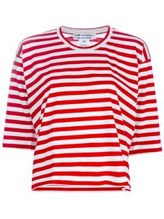 striped top by Comme Des Garcons