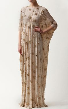 Completely something I'd wear --in fact have a dress in a similar silhouette! Naeem Khan