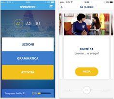 Francese con De Agostini: interfaccia rinnovata per apprendere il francese tramite iDevice