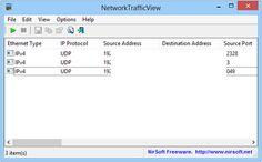 Windows Network Traffic Monitor Software