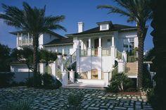That grass patio! Clemens Bruns Schaub Architect and Associates, P.A. - Vero Beach, Florida > 9