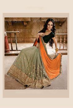 Designer Saree - Desi Royale