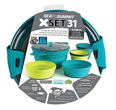 Sea to Summit X Pot Set (5-Piece)