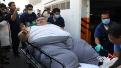 'World's heaviest man' set to undergo bypass surgery in Mexico
