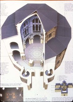 Palatine Chapel, 792-805, Aachen, Germany
