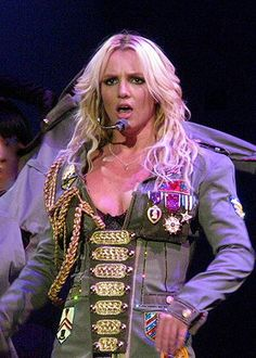 Britney Spears' real voice! (busted)