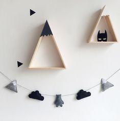 Decorații pentru camera copiilor