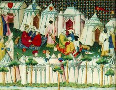 14th Century War Negotiations