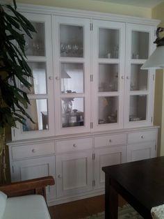 #diseñomueble #alacenas #vitrinas #muebles #madera #diseñocarpinteria