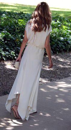 Justin Trudeau, Minimalist Fashion Women, Gal Meets Glam, Fashion Dresses, White Dress, Street Style, Stylish, My Style, Womens Fashion